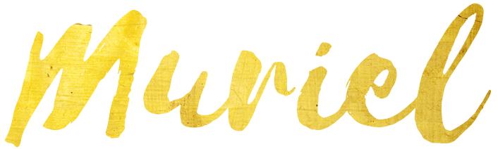 Muriel van Hoek logo